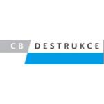 CB Destrukce s.r.o. – logo společnosti