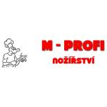 Břečka Martin - M-Profi nožířství – logo společnosti