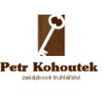 KOHOUTEK PETR-ZAKÁZKOVÉ TRUHLÁŘSTVÍ – logo společnosti