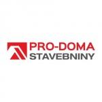 PRO-DOMA, SE (pobočka Konice) – logo společnosti
