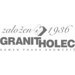 GRANIT HOLEC, spol. s r.o. - kamenné kuchyňské desky – logo společnosti