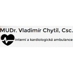 MUDr. Vladimír Chytil, Csc. - Interní a kardiologická ambulance – logo společnosti
