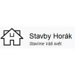 Horák Zdeněk - STAVITELSTVÍ PŘEROV HORÁK – logo společnosti