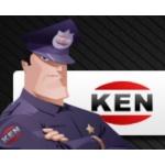 KEN SECURITY s.r.o. – logo společnosti