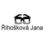 Řihošková Jana - Oční optika – logo společnosti