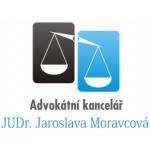 JUDr. Jaroslava Moravcová – logo společnosti