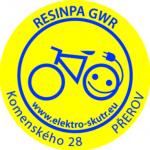 RESINPA GWR s.r.o. – logo společnosti