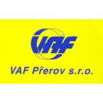VAF Přerov s.r.o. – logo společnosti