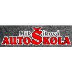 AUTOŠKOLA Přerov spol. s r. o. - Autoškola Mikšíková Přerov a akreditované školící středisko – logo společnosti