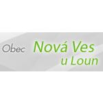 Obecní úřad Nová Ves u Loun – logo společnosti