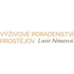 Lucie Němcová - výživové poradenství – logo společnosti
