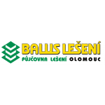 BALUS půjčovna lešení s.r.o. – logo společnosti