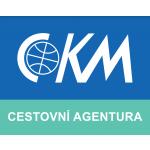 Čadková Ladislava - cestovní kancelář CKM – logo společnosti