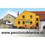 PENZION U BLANICE – logo společnosti