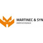 Martinec a syn – elektroinstalace – logo společnosti