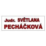 JUDr. SVĚTLANA PECHÁČKOVÁ - advokátní služby – logo společnosti