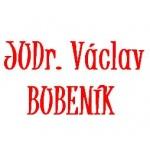 Bubeník Václav JUDr. – logo společnosti