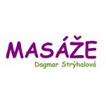Dagmar Strýhalová - masáže a aromaterapie – logo společnosti