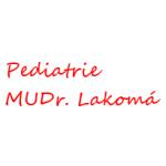 Lakomá Dagmar MUDr. - pediatrie – logo společnosti