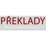 Šetinová Dana - překlady a tlumočení- němčina – logo společnosti