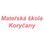 Mateřská škola Koryčany, okres Kroměříž, příspěvková organizace – logo společnosti