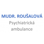 ROUŠALOVÁ MARKÉTA, MUDR. – logo společnosti