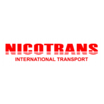 NICOTRANS a.s. (pobočka České Budějovice) – logo společnosti