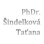 ŠINDELKOVÁ TAŤÁNA PhDr. – logo společnosti