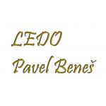 Pavel Beneš- CHLADÍRENSKÝ SERVIS LEDO – logo společnosti