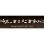 Adámková Jana Mgr. – logo společnosti