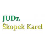 Škopek Karel, JUDr. – logo společnosti