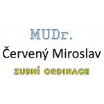 MUDr. Miroslav Červený – logo společnosti
