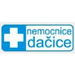Výsledek obrázku pro nemocnice dačice logo png