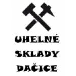 Uhelné sklady Dačice s.r.o. – logo společnosti