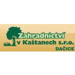 Zahradnictví v Kaštanech s.r.o. – logo společnosti