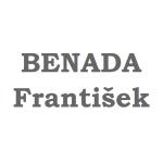 Benada František – logo společnosti