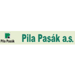 Pila Pasák a. s. – logo společnosti