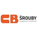 CB Šrouby s.r.o. – logo společnosti