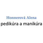 Honnerová Alena - pedikúra a manikúra – logo společnosti