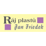 Ráj plastů - Friedek Jan – logo společnosti