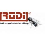 RUDI, a.s. – logo společnosti