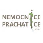 Nemocnice Prachatice, a.s. – logo společnosti