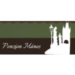 Penzion Mánes – logo společnosti