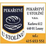 Pekařství u Stolínů v.o.s. – logo společnosti