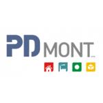 PD MONT s.r.o. - provozovna – logo společnosti