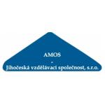 AMOS - Jihočeská vzdělávací společnost, s.r.o. – logo společnosti