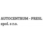 AUTOCENTRUM - PRESL spol. s r.o. – logo společnosti
