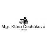 Mgr. Klára Čecháková, advokát – logo společnosti