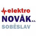 elektro NOVÁK a.s. – logo společnosti