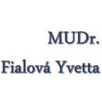 Fialová Yvetta, MUDr. – logo společnosti